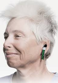 hairstyle that covers hearing aid wearer sounds good neatorama