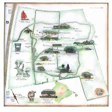 Hawaii Big Island Map Home Puakea Ranch