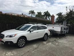 subaru outback questions towing with outback limited 2 5i 4