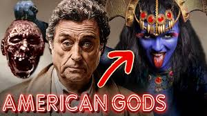 american gods american gods revealed pt2 the mythology of season 2 youtube