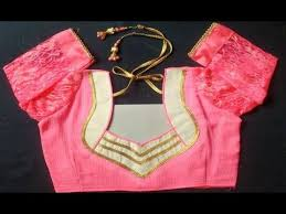 blouse designs collection patch work blouse designs 2017