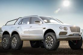 bentayga this tuner is ready to give bentley u0027s luxed up bentayga a mullet