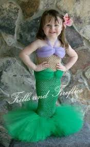 Ariel Mermaid Halloween Costume Mermaid Tutu Mermaid Mermaid Costume Willowlaneboutiques