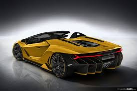 gold convertible lamborghini this is what lamborghini centenario roadster should look like