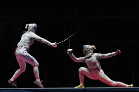 fencing summer olympic sport