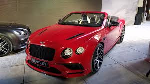 bentley bentley continental supersport reveal video and hands on