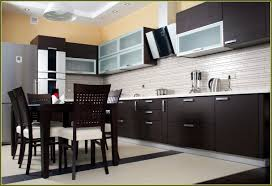 kitchen cabinets with handles interior design