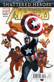 avengers invites avengers vol 4 19 marvel database fandom powered by wikia