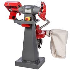 bench top polishing grinder electric industrial cea 9 nebes