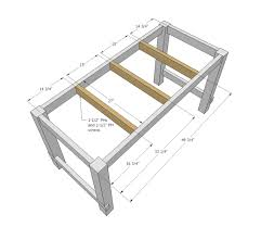 Plans For Making A Wooden Workbench by Alaska Lake Cabin Ana White Woodworking Projects