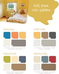 ppg news special paint color palettes provide children with