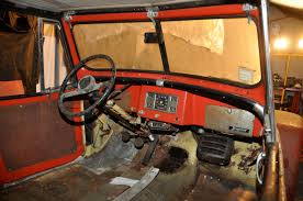 1948 willys jeepster 1948 jeepster interior 1948jeepster