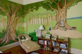 Wall Paint Design For Kids Stickers For Kids Bedroom Wall For Look - Kids bedroom paint designs