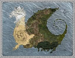 Ice And Fire Map Image Pyrrhia1 Png Wings Of Fire Wiki Fandom Powered By Wikia