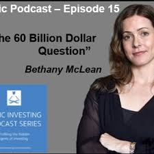 Bethany Mclean Vanity Fair Stoic Podcast Episode 15 Bethany Mclean