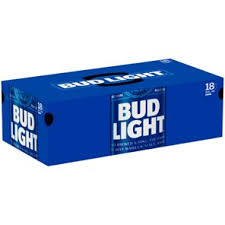 bud light draught ball cold box bud light beer 12 oz cans shop domestic beer at heb