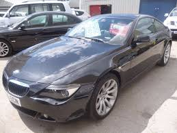 bmw 630i m sport auto 2996 cc coupe fsh full leather interior runs
