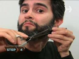 how to measure your beard length how to trim your beard youtube