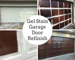 how much gel stain do i need for kitchen cabinets gel stain garage door refinish crochet it creations