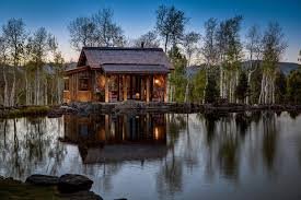 Exterior Doors Salt Lake City Salt Lake City Kit Cabin Homes Exterior Rustic With Home On The