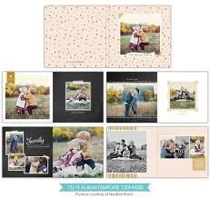 12x12 wedding album clean style 12x12 wedding album template e725 my design catalog