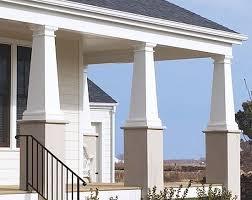 tapered tuscan columns i elite trimworks