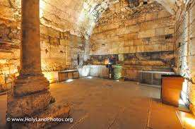 Wall Scenes by A Monumental Herodian Hasmonean Hall In Jerusalem U2014 Behind The