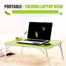 Schreibtisch Pc Tragbaren Computer Picknick Schreibtisch Camping Klapptisch Laptop