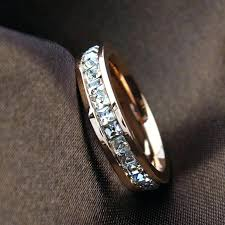 silver engagement ring gold wedding band gold wedding band engagement ring s gold wedding band