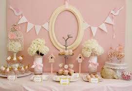 Baby Shower Table Centerpiece Ideas Baby Shower Table Decorations Decorate The Table