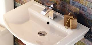 Slow Draining Kitchen Sink by Fixing A Slow Draining Basin Step By Step By Victorian Plumbing