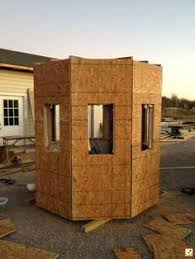 Building A Hunting Blind New Deer Blind Page 2 Hunting Pinterest Deer Hunting Deer