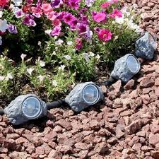 rock solar spot lights set of 6 free shipping today