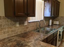 walnut travertine backsplash formica u0027s
