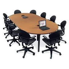 Oval Conference Table Virco Plateauconf Conference Tables Oval Virco Plateau Series