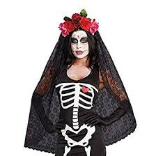 sugar skull costume dreamgirl women s dia de los muertos sugar skull