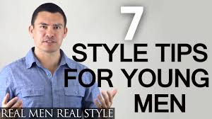 7 timeless fashion tips for young men classic style advice for