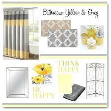 Yellow Bathroom Rug Grey Yellow Bath Rug Bathroom Yellow And Grey Yellow Grey Bath Rug