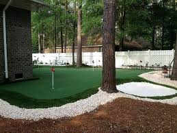 Small Backyard Putting Green Backyard Putting Green Boston Best Backyard Putting Green Kits