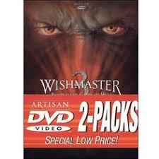 wishmaster 2 evil never dies horror movie watch list