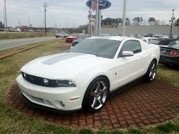 2010 roush mustang specs my 2010 white roush stage 1 supercharged the mustang source