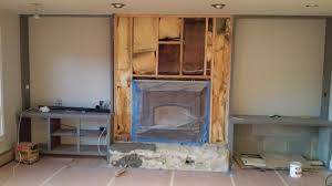 insulation behind the fireplace facing hearth com forums home