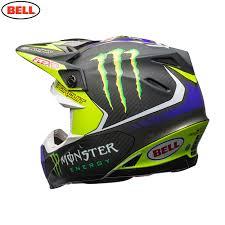 monster motocross gear 2017 bell moto 9 carbon flex helmet pro circuit monster replica