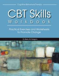 amazon com cognitive behavioral therapy skills workbook