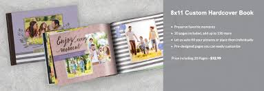8x11 photo album book theme 8x11 custom hardcover book york photo