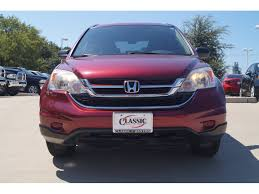 used 2011 honda cr v ex denton tx classic mazda of denton