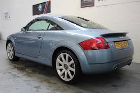 used audi used audi tt 1 8 t quattro 2dr 225 coupe petrol manual for sale