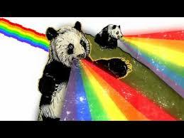 Internet Rainbow Meme - puking rainbows know your meme