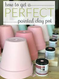 what is the best paint to buy for kitchen cabinets how to paint terra cotta pots at home with the barkers