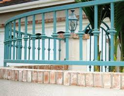 iron entry doors fences gates stair railings san diego ca